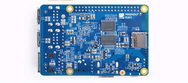 NanoPi K2 刷入 armbian 系统 做小型服务器